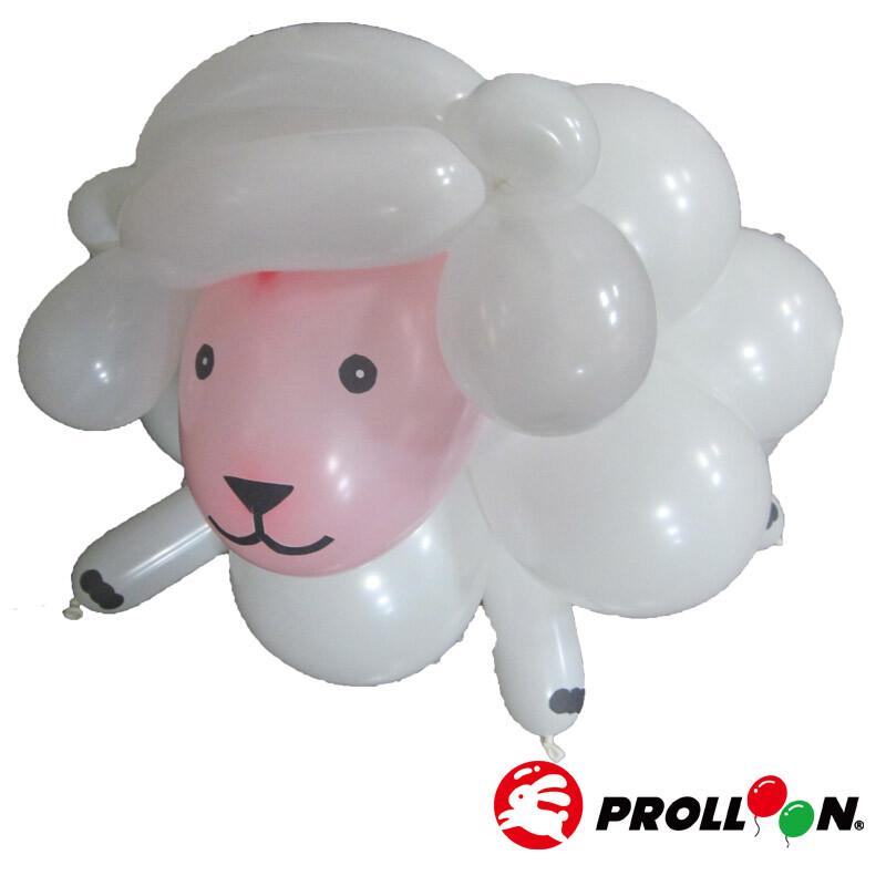 大倫氣球小羊  氣球 diy  氣球佈置 台灣製造 安全無毒