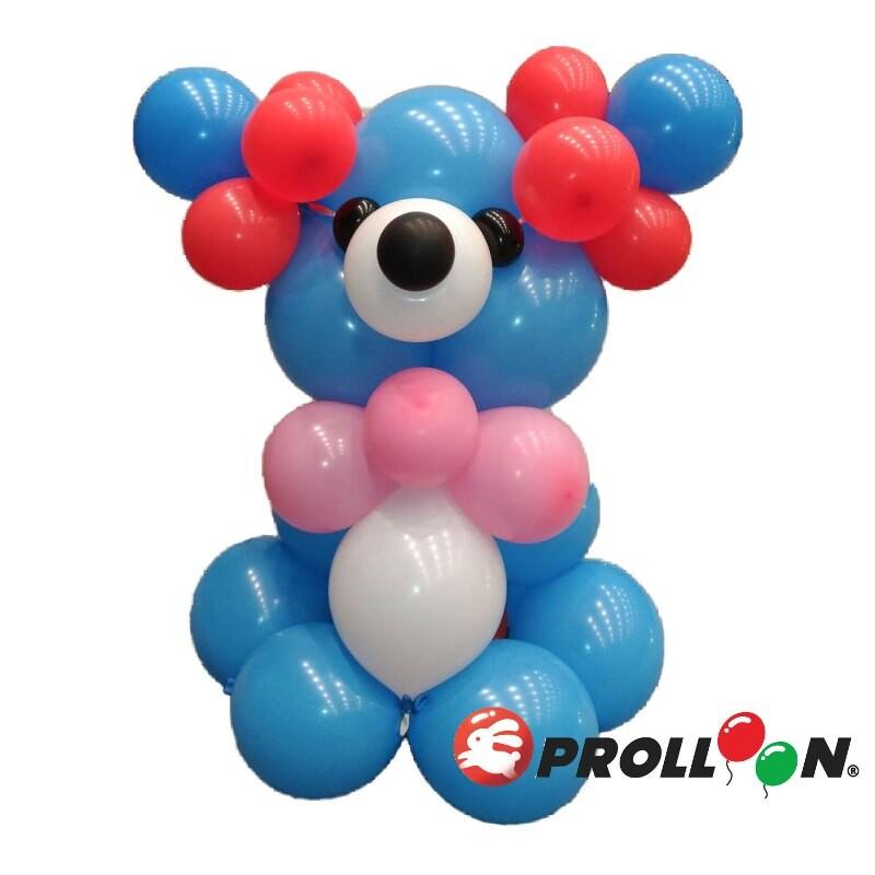 大倫氣球小熊 氣球 diy  氣球佈置 台灣製造 安全無毒
