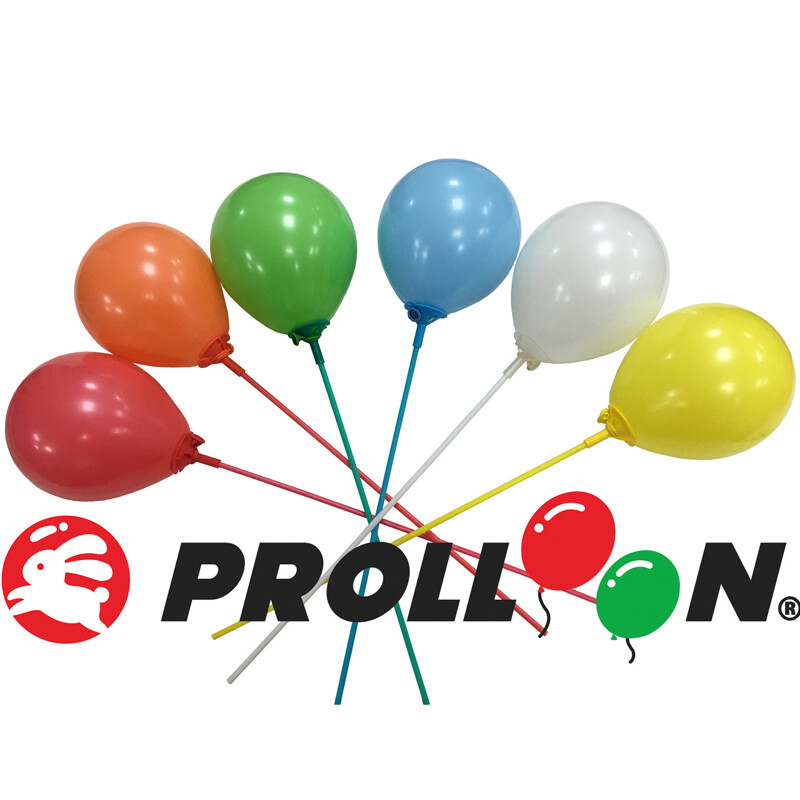 大倫氣球5吋糖果色 圓形氣球 100顆裝 台灣製造 安全無毒