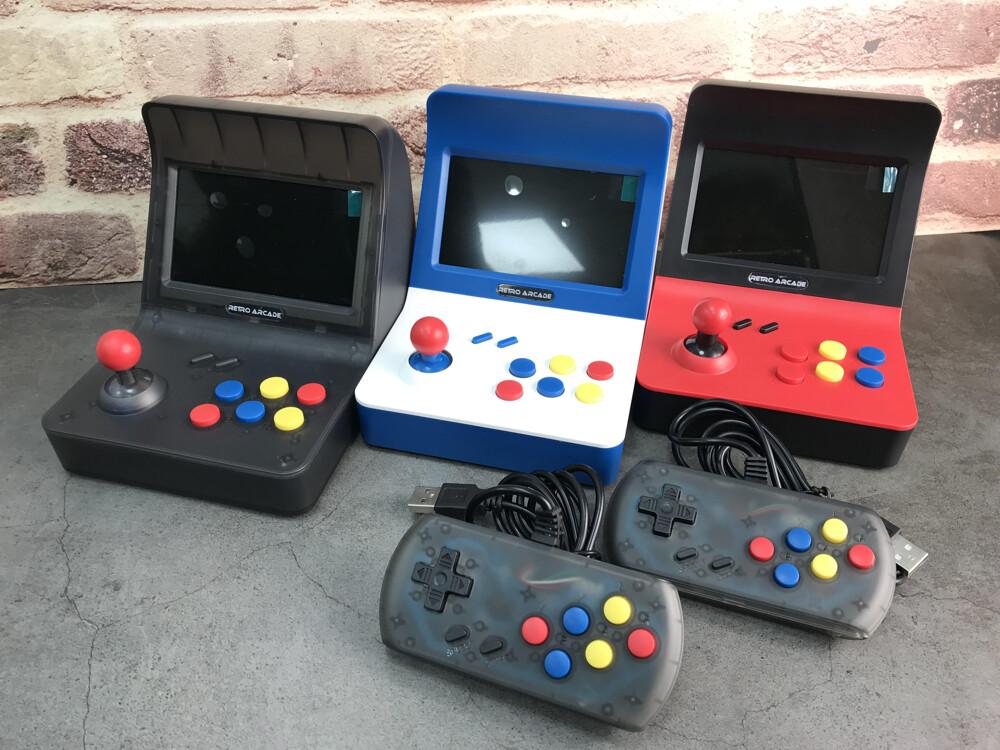3000款遊戲 任你玩retro arcade復古大屏街機