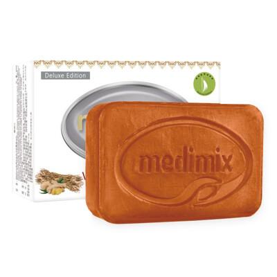 【小資屋】國際外銷版 Medimix 美姬仕印度岩蘭草全效精油皂(100g)效期:2021.7 (3.3折)