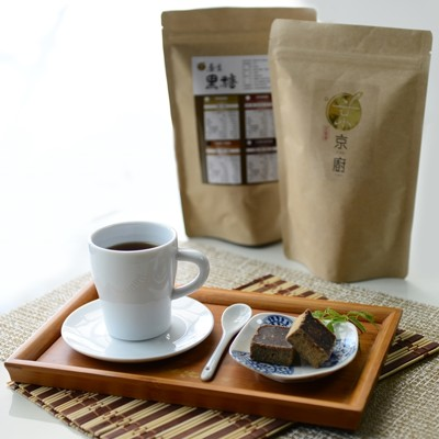 【京廚】高濃純養生黑糖塊 (5折)