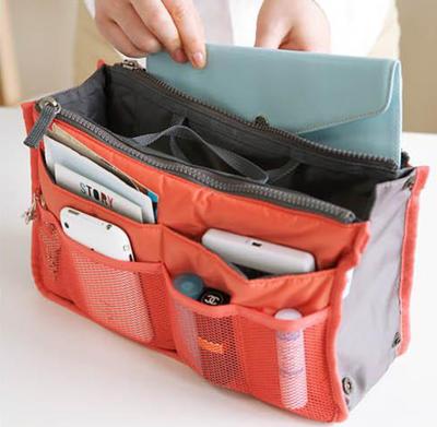 韓版多功能包中包 化妝包 洗漱包 手提收納包 (1.5折)