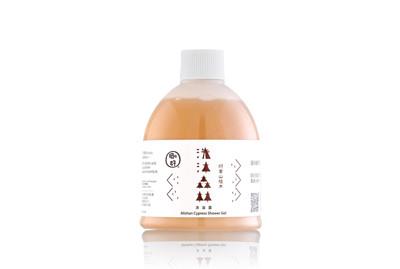 洗沐森林-阿里山檜木沐浴露 (6.7折)