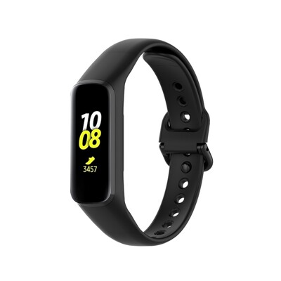 【矽膠錶帶】三星 Galaxy Fit2 SM-R220 智慧 智能 手錶 替換純色 運動腕帶 (6.4折)