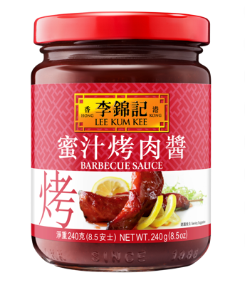 【良辰即拾】即期出清 李錦記 蜜汁烤肉醬 燒烤醬 叉燒醬 醃製醬 調味醬 BBQ 烤肉風味 240 (3.5折)