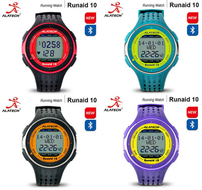 ALATECH Runaid10 藍牙跑步運動錶 (5.8折)