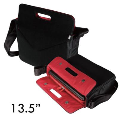 【VAXBOLSARIUM】圖塞特訊息筆電公事包/筆電包13.5/15.4吋 (8折)
