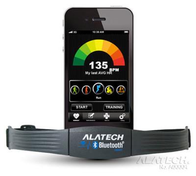 ALATECH 藍牙4.0無線心率胸帶 (CS010BLE) (6.6折)