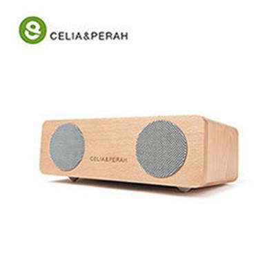 Starking CELIA&PERAH M2 無線藍牙高傳真實木音響 (山毛櫸原木色) (7折)