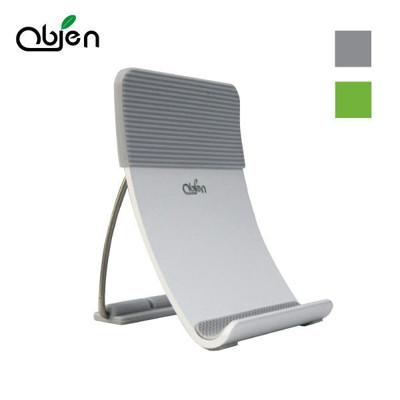 【OBIEN歐品漾】Mini Stand 時尚流線多角度高質感手機座-兩色可選 (8.2折)
