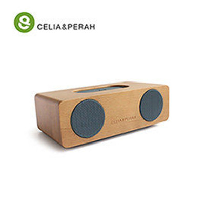 Starking CELIA&PERAH M2 無線藍牙高傳真實木音響 (山毛櫸焦糖色) (7折)