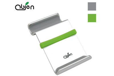 【OUI「為」精品】OBIEN Mini Stand時尚雙角度兩用型高質感手機座-兩色可選 (8.3折)