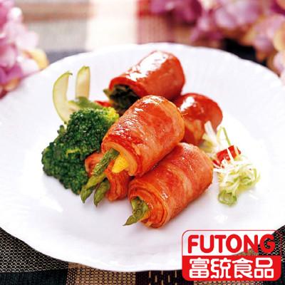 【富統食品】培根B級-1KG(約35片) (6.1折)