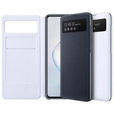 「原廠公司貨」Samsung 三星 Galaxy Note10 Lite 透視感應皮套 (6.1折)