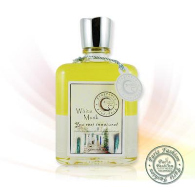 Paris fragrance巴黎香氛【隨心所浴】白麝香身體按摩油250ml (8折)