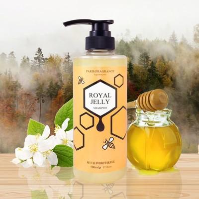 Paris fragrance巴黎香氛 頂級蜂王乳萃取精華洗髮乳 (7.5折)