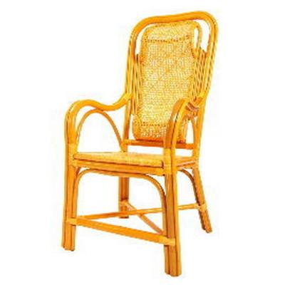 【MSL】福寶教師藤椅 (雙護腰型老人藤椅) (6折)