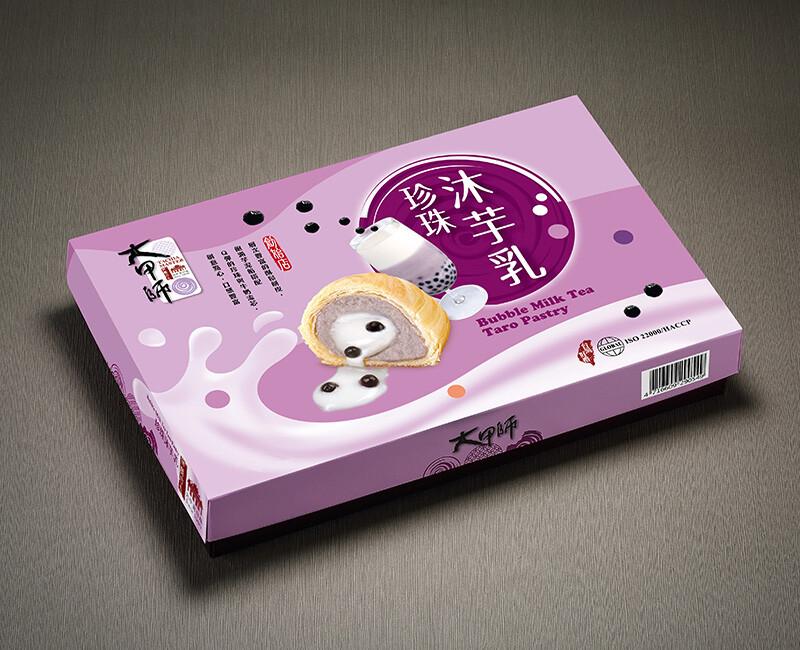 大甲師 - 珍珠沐芋乳(一盒6入)