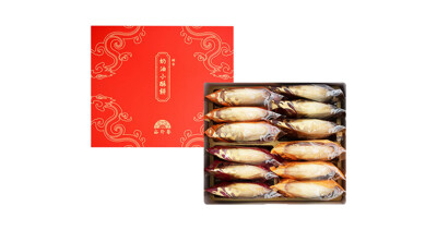裕珍馨 - 奶油小酥餅-綜合(12入)⚠易碎商品,訂購前請自行評估⚠ (6.9折)