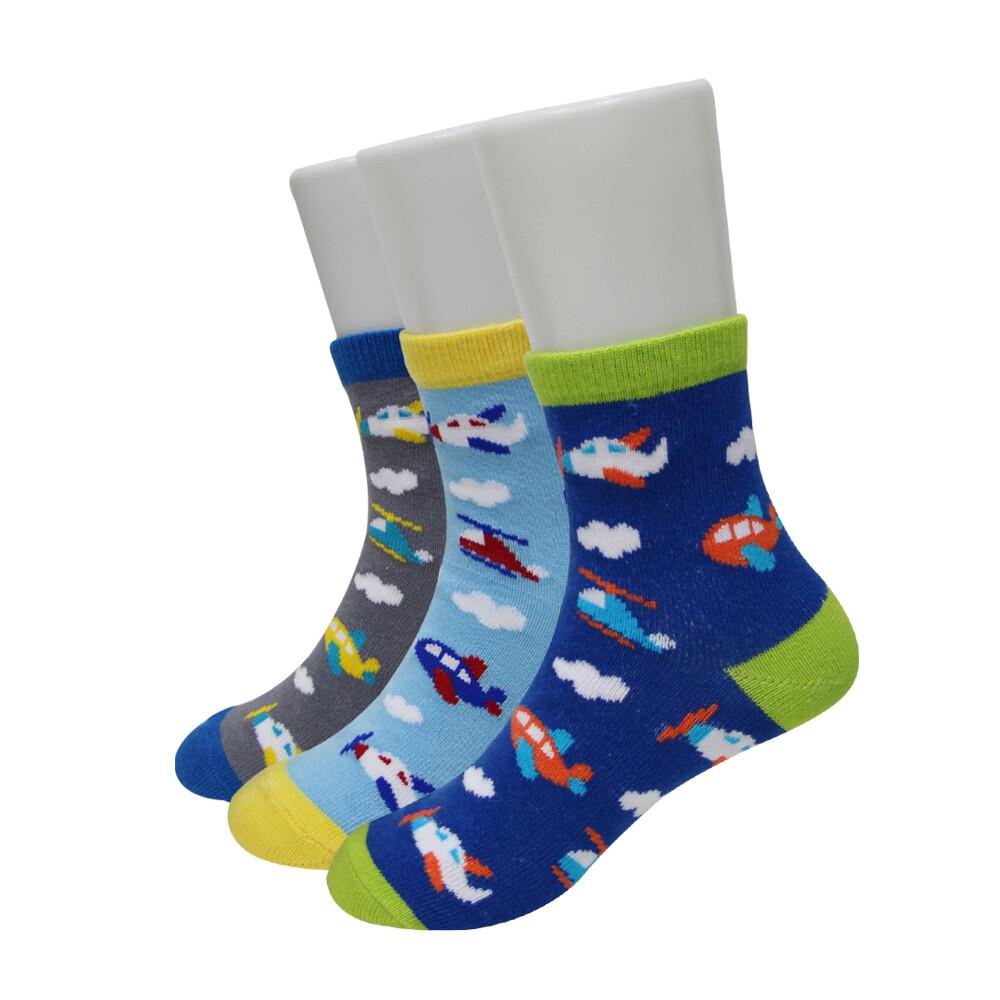 bvd 飛上雲端1/2童襪-b327.b328 (童襪/短襪)