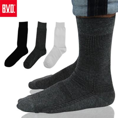 BVD男細針休閒襪-B223 (男襪/長襪/休閒襪) (5.6折)