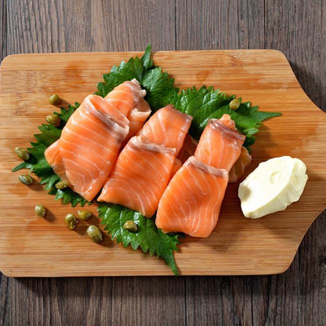 頂級冷燻鮭魚(250g/包)