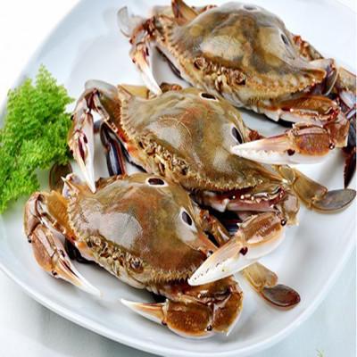 鮮凍三點蟹(公蟹 7-8隻/盒) (4.2折)