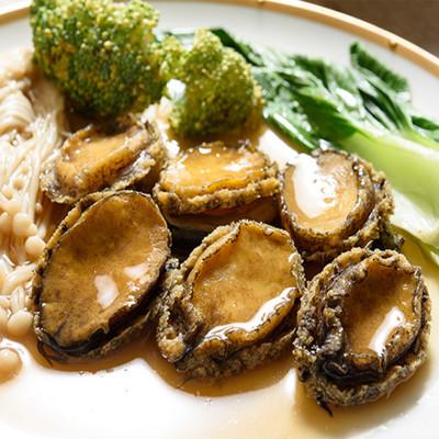 熟凍帶殼鮑魚 (4.5折)