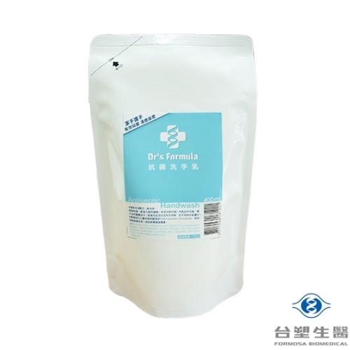 台塑生醫 抗菌洗手乳補充包 (400cc)