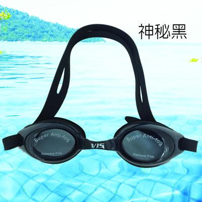 兒童車車外盒泳鏡/蛙鏡/神秘黑 (3.2折)