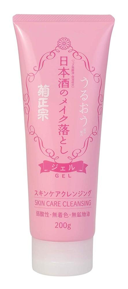 日本美容大賞 菊正宗清酒卸妝液 大容量200 ml