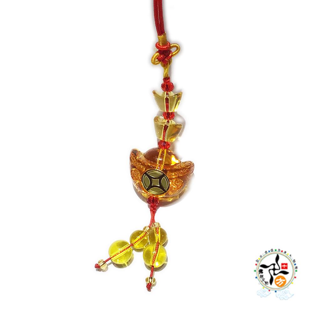 金元寶財源滾滾掛飾十方佛教文物