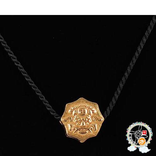 獅咬劍+黑繩項鍊 十方佛教文物