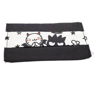 xo黑貓 口罩布套可水洗反覆使用口罩收納套 (6.3折)