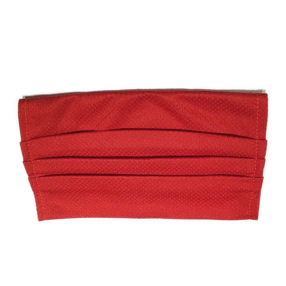 紅色 口罩布套可水洗反覆使用口罩收納套