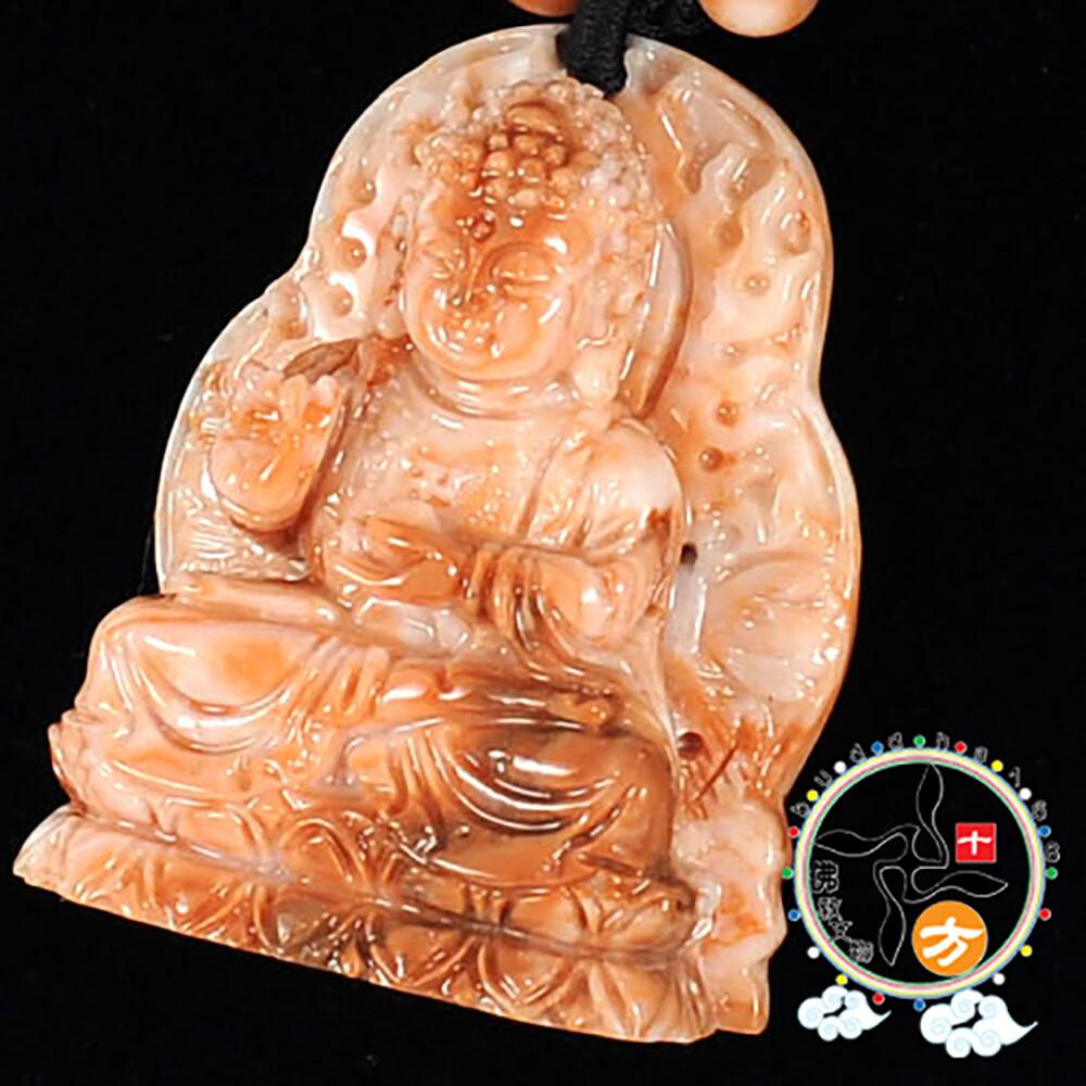 阿彌陀佛龍宮舍利項鍊d 十方佛教文物