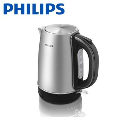 飛利浦 philips 1.7l不鏽鋼時尚快煮壼 電茶壺 hd9321 (7.6折)