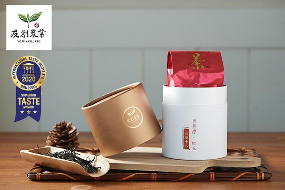 友創農業頂級日月潭紅玉紅茶-茶葉單罐 (50g/罐)榮獲比利時itqi風味絕佳三星獎章