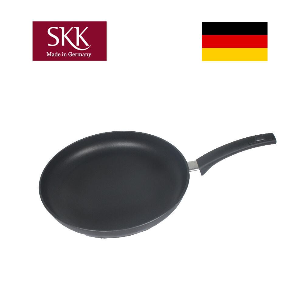 德國skk  鑄造平底鍋32cm