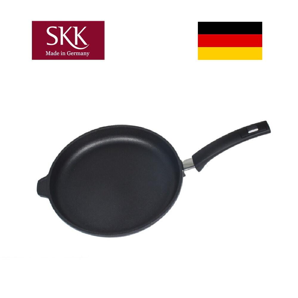 德國skk  鑄造平底鍋28cm