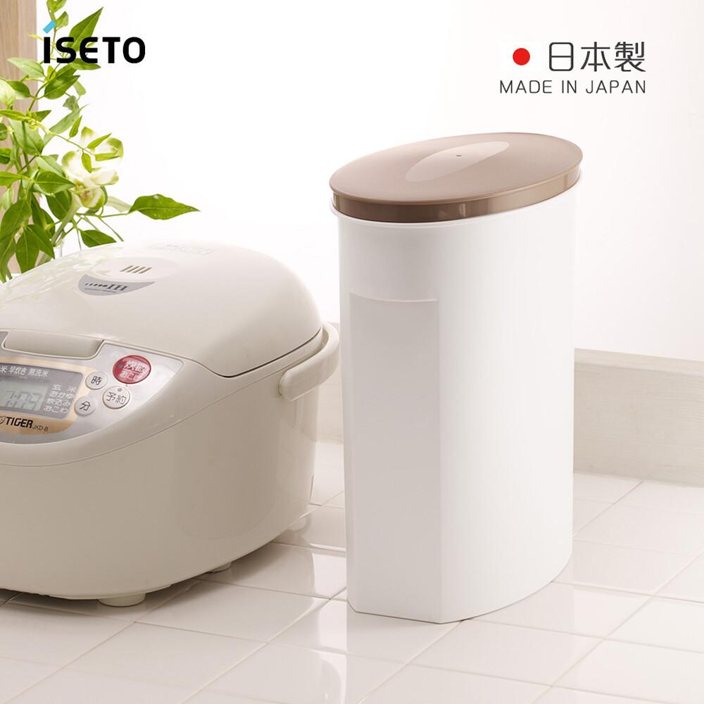 日本iseto日製不透光雜糧保鮮儲米桶-5kg