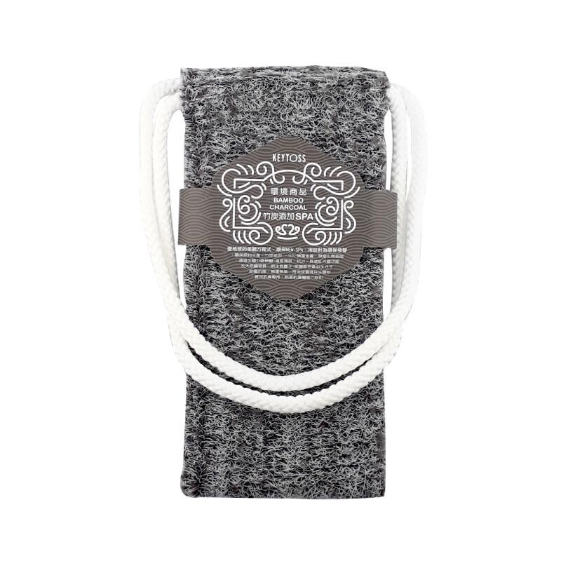 台灣製造keytoss 詰朵斯 竹炭添加沐浴系列 竹炭添加沐浴拉背條