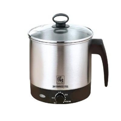 【鍋寶】1.6L多功能美食鍋BF-1606 (4折)