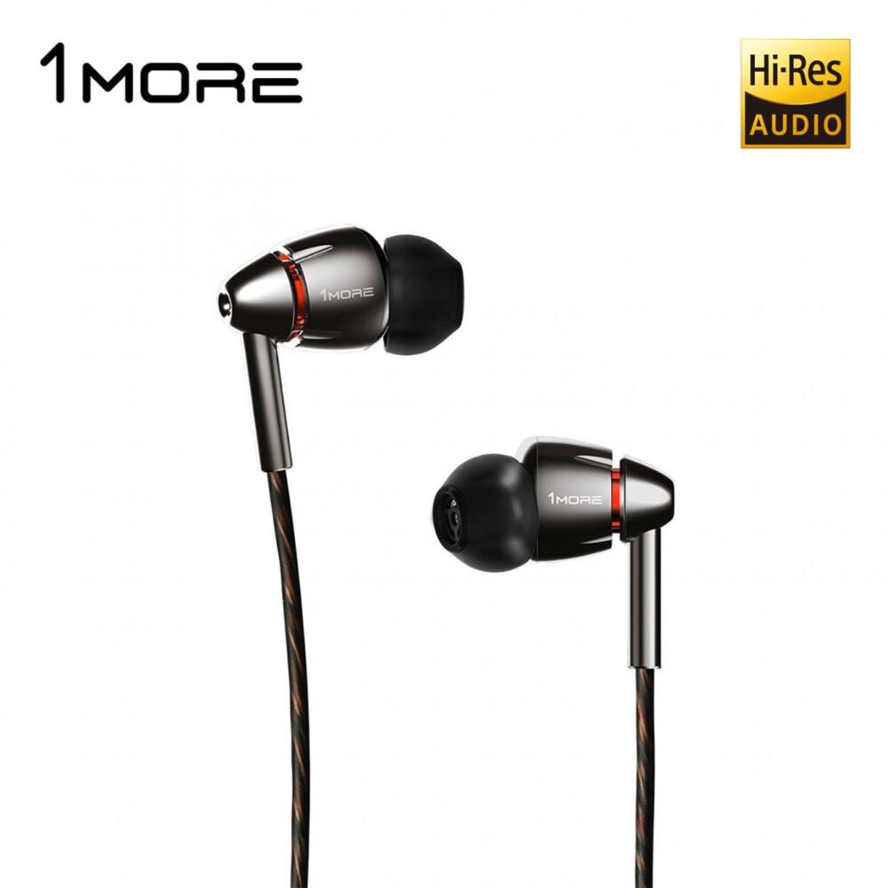 1more四單元圈鐵耳機