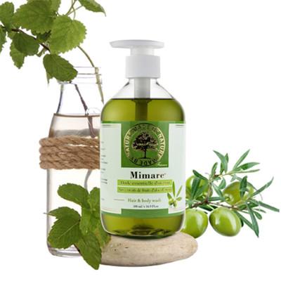 【富樂屋】法國Mimare橄欖精油清潔凝露500ml (5.5折)