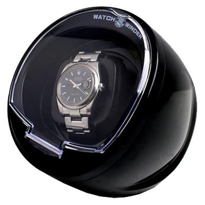 全新MIT蛋型自動腕錶上鍊機單只裝(黑) (4.3折)