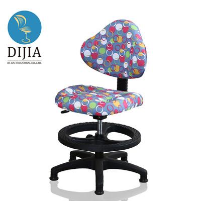 【DIJIA】3M防潑水航海王腳圈固定兒童成長椅/電腦椅(二色任選) (4.7折)