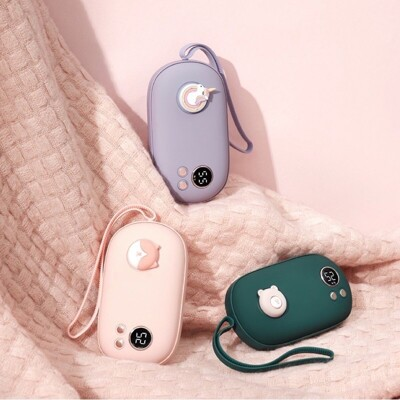 🇹🇼台灣現貨🔥 IDMIX 正版 5000mAh 暖手寶 行動電源 暖暖包 電子暖暖包 充電寶 (10折)