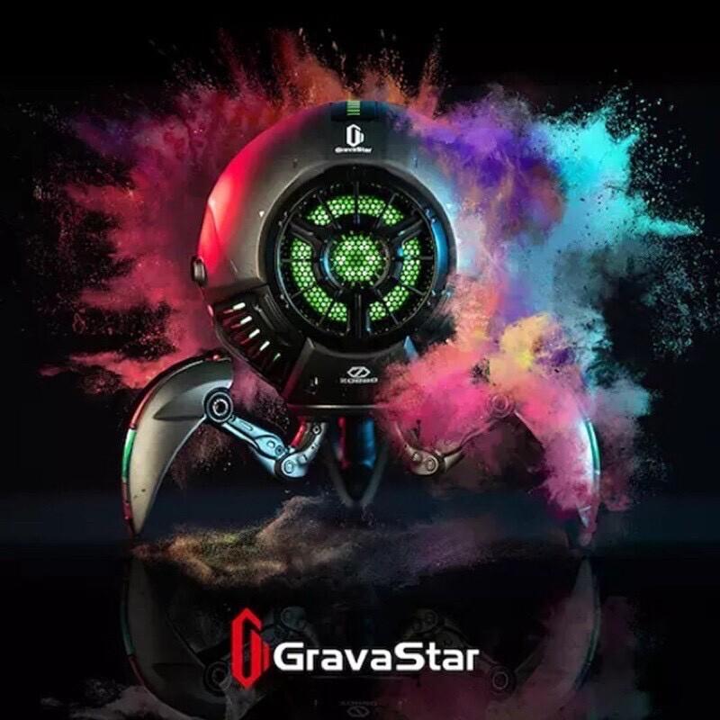 gravastar 正版 zoeao 藍牙音箱 重力星球 低音炮 重低音 藍牙音響 藍牙喇叭